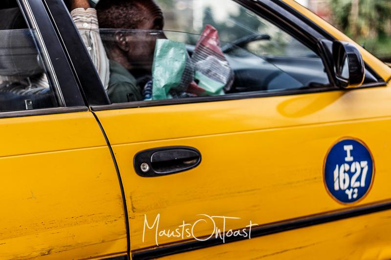 Taxis on Toast